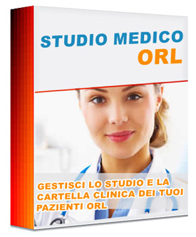 Software Studio Medico ORL